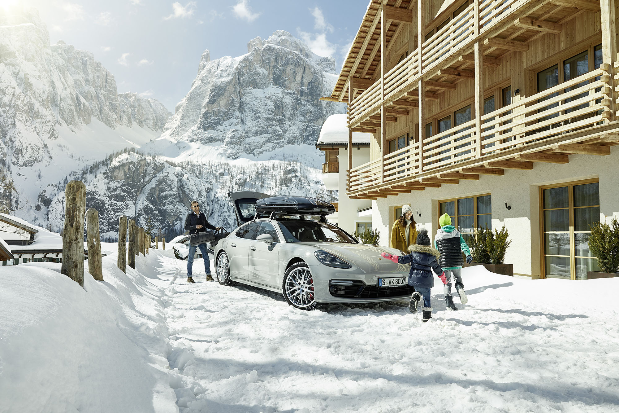 Porsche Winter Tequipment