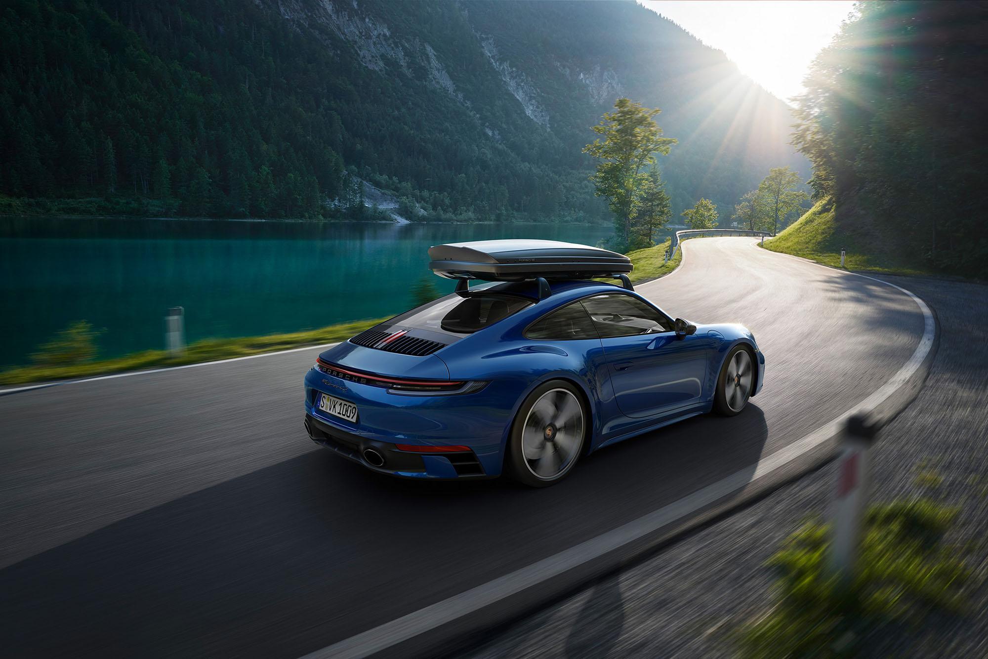 Porsche Sommer Tequipment