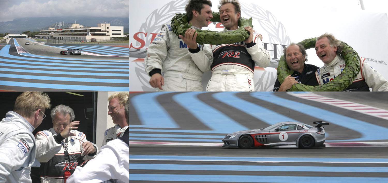 McLaren SLR